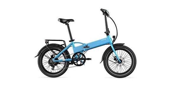 LEGEND EBIKES Monza 36V10.4Ah Bicicleta Eléctrica Plegable, Unisex ...