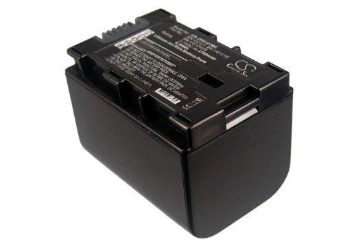 2700mAh Battery For JVC GZ-E200BU, GZ-E200RU, GZ-HM650BU VINTRONS Digi-Tech CS-JVG121MC