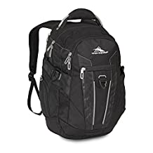 High Sierra XBT Slim Business Backpack Black