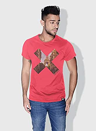 Creo Paris X City Love T-Shirts For Men - M, Pink