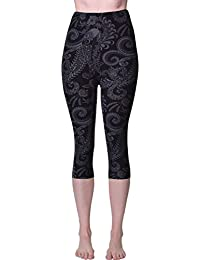 02c41887f5bdda Print Brushed Ultra Soft Cropped Capri Leggings Regular and Plus (Sizes XS  - 2XL)