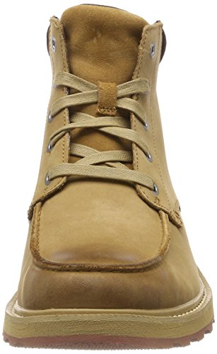 Waterproof Crouton SOREL Buff Men's Toe Moc Boots Madson wUIqa