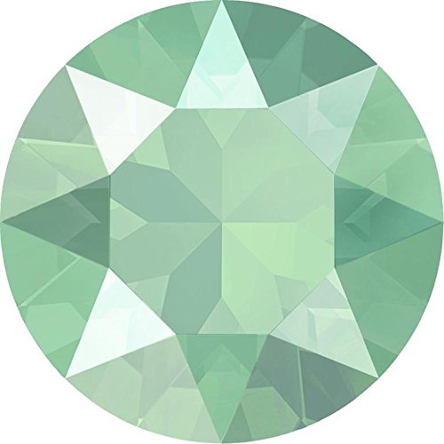 Swarovski Mint - 1028 & 1088 Swarovski Chatons & Round Stones Crystal Mint Green   SS29 (6.25mm) - Pack of 288 (Wholesale)   Small & Wholesale Packs