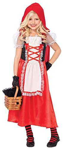 Leg Avenue Children's Red Riding Hood Costume]()
