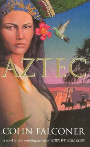 book cover of Aztec