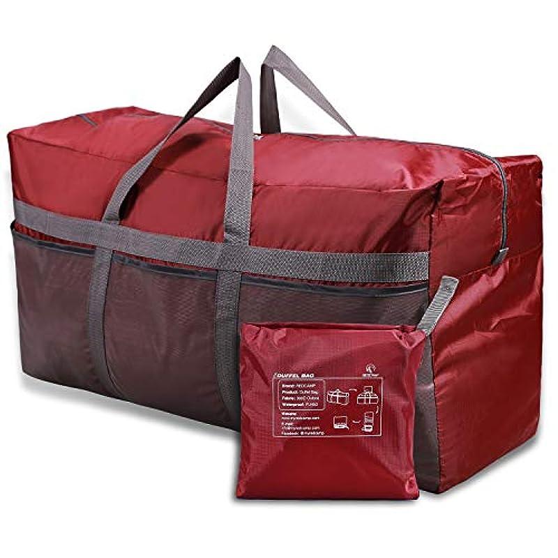 보스톤 백 접이식 대용량 75L/96L 방수 수학여행 경량 스포츠/짐/(Laundry)란도리/여행/캐리 백 대형 기내 소유 포함 REDCAMP