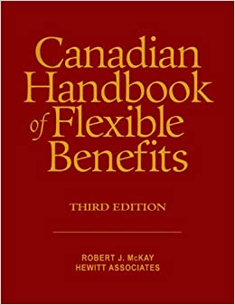 Canadian Handbook of Flexible Benefits