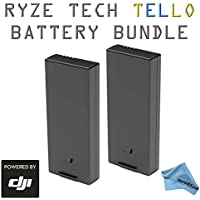 Ryze Tech DJI Tello Drone Flight Battery Bundle
