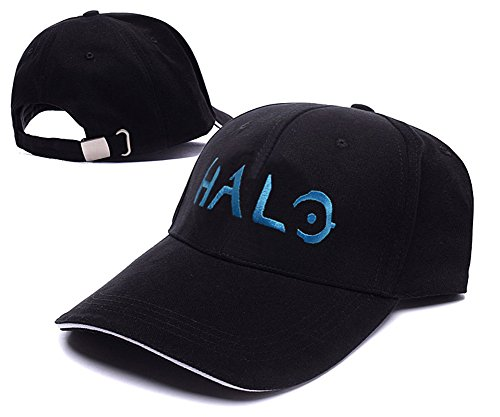 Halo Logo Adjustable Baseball Caps Unisex Snapback Embroidery Hats