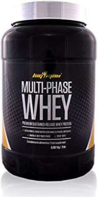 BigMan Multiphase Whey 907 gr Chocolate