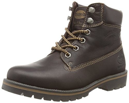 Dockers 35aa203-400100, Women's Ankle Boots Brown (Braun 300)