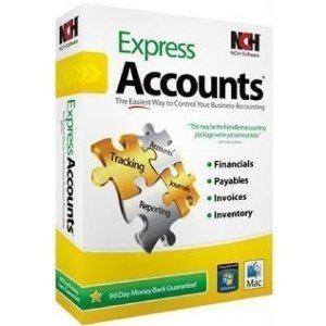 NCH SOFTWARE RET-EA001 Amazon.com: NCH SOFTWARE EXPRESS ACCOUNTS ACCOUNTING REPORTS INVENTORY