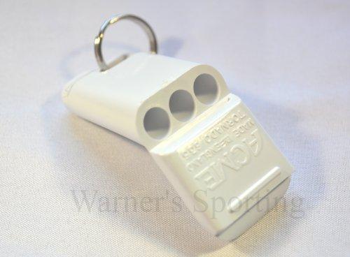 Acme Tornado 635 Pealess Whistle (White)