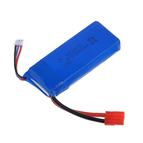 KingtoysNewly-Upgrade-25C-74v-2500mah-Lipo-Battery-For-Syma-X8-X8C-X8W-X8G-RC-Quadcopter-Parts-Drone-Battery
