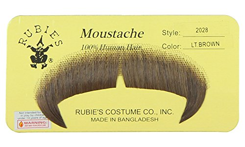 Winchester Fake Moustache]()