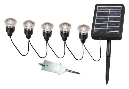 Kenroy Solar Lighting
