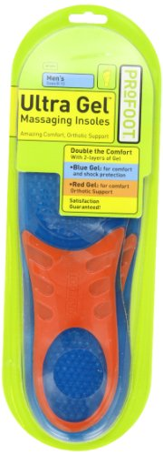 Profoot-Ultra-Gel-Massaging-Insoles-Womens-6-10-1-Pair