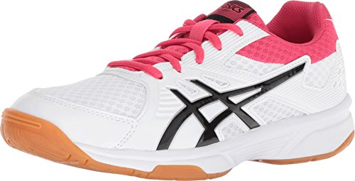 - ASICS - Womens Upcourt 3 Shoes, Size: 11 B(M) US, Color: White/Pixel Pink
