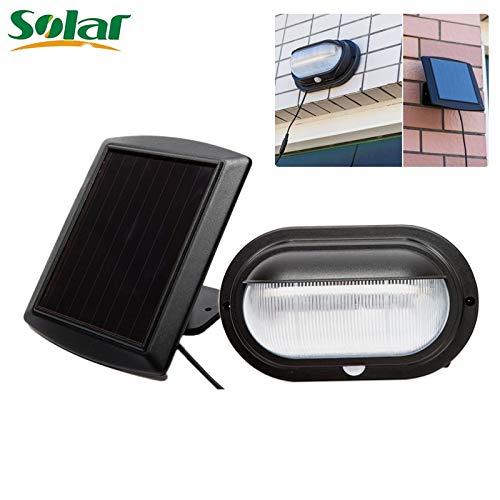 10 LEDS Solar Lamp Super Bright PIR Motion Sensor Outdoor Waterproof Solar Powered Light For Garden Wall Garage Yard Separable