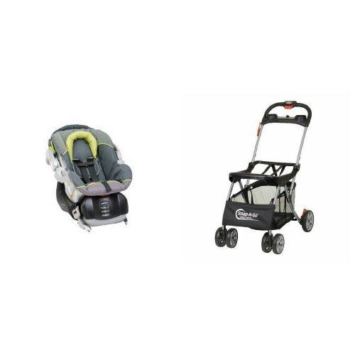 Carbon Baby Stroller - 7