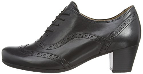 Denver Da Black Scarpa Donna Gabor Leather pxqOvxUw