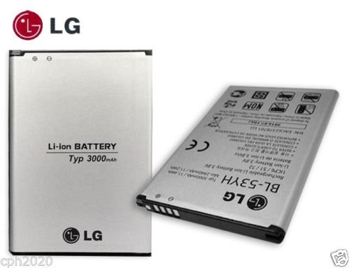 Original Brand New LG G3 BL-53YH Optimus D830 D850 D851 D855 VS985 F400 Battery (Lg G3 D851)