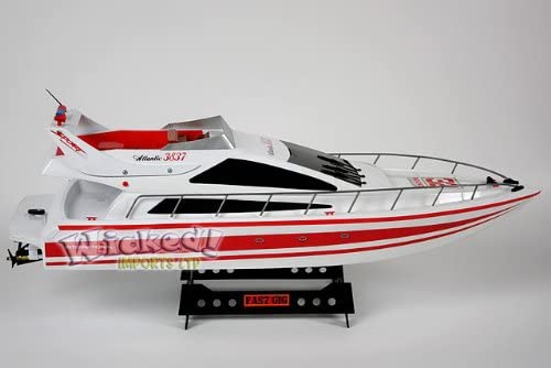 Scream Wholesale 3 Ft  Radio Controlled 1//16  Cyclone Racing Speed Boat