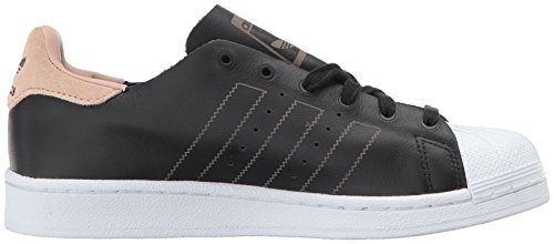Adidas Originals Kvinders Superstjerne Decon W, Sort / Sort / Hvid, 8,5 Medium Os