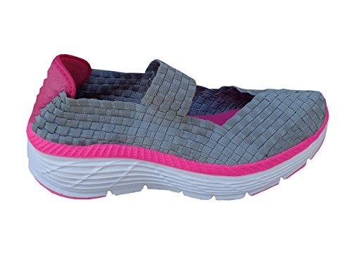 Rock Spring SITLESS - Damen - DECKSOLE in Memory Foam - Grau 40