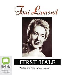 First Half Audiobook