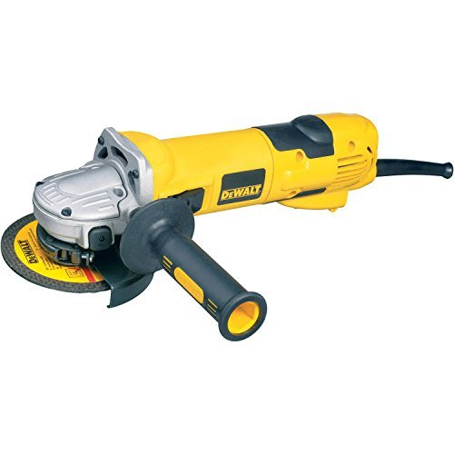 028877518176 - Dewalt 120-Volt 4-1/2 in. x 6 in. Corded Angle Grinder with Trigger Grip carousel main 0
