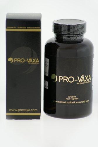 Perte de cheveux - Pro-Vaxa croissance des cheveux Traitement Vitamines, hommes et femmes, développé par le Dr Robert Carlson, la restauration et la repousse garantie - Testé cliniquement, n ° 1 médecin a recommandé approvisionnement de 30 jours - Meilleu
