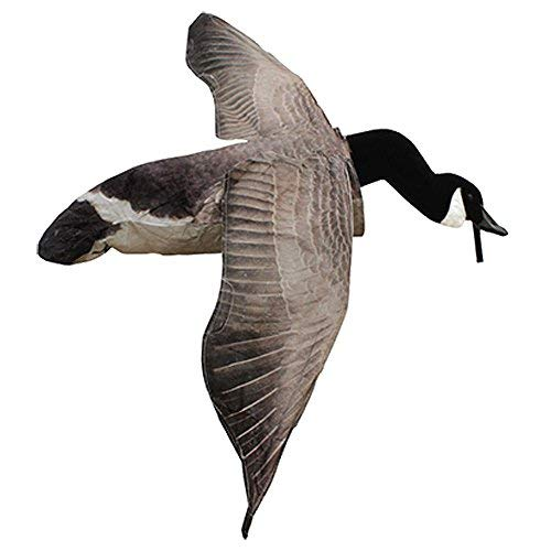 White Rock Decoys Deck Boss Flying Canada Goose Decoy -
