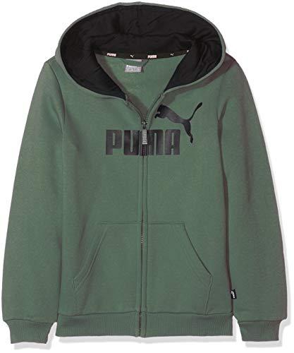 Sweat Wreath B Logo Jacket Ess Garçon Laurel Fl shirts Hooded Puma PYBwvB
