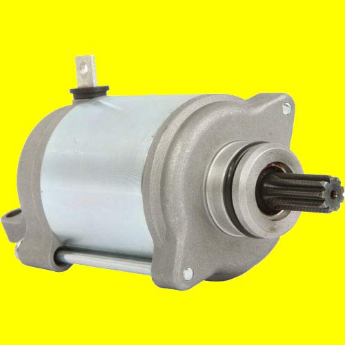 Total Power Parts ROTA2034 New Starter For Suzuki GSXR GSX-R 1000 (01 02 03 04 05 06 07 08) 31100-40F00, 228000-8770, 228000-8771