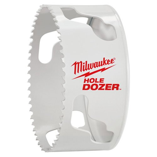 Milwaukee 49-56-0237 4-3/4-Inch Ice Hardened Hole Saw