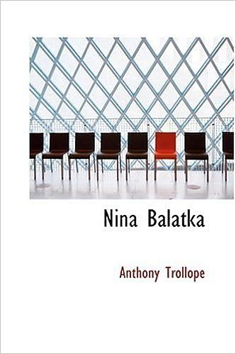 Book Nina Balatka