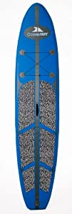 Conquest Adventure Gear Inflatable Stand Up Paddle Board (11-Feet) by Conquest Kayaks