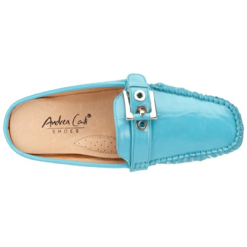 Andrea Conti 0269061, Damen Clogs & Pantoletten Blau (Türkis058)