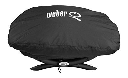 Weber 7110 - Q 1000 Serie BBQ Grillabdeckung / Abdeckhaube / Schutzhülle Q1000 31,5 x 67,1 x 43,9 cm