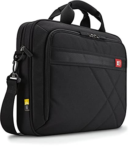 Case Logic 17-Inch Laptop and Tablet Briefcase, Black (DLC-117) (Tablet Computers)