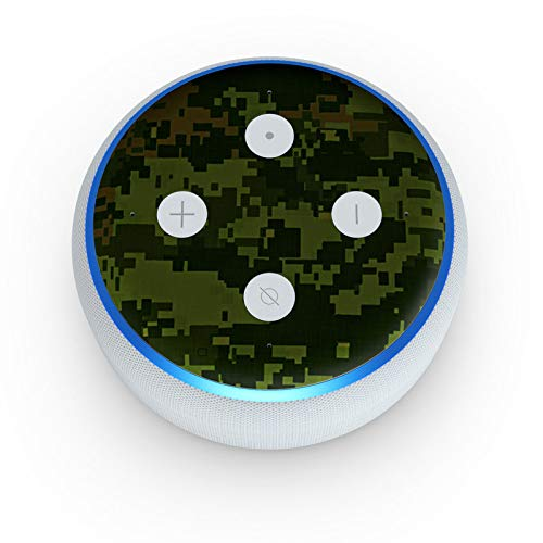 CAD Camo - Skin Sticker Decal Wrap for Amazon Echo Dot 3rd ()