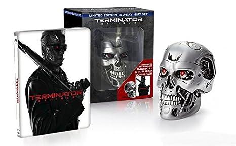 Terminator Genisys - sberatelske baleni s lebkou 3Blu-ray 3D+2D+ ...