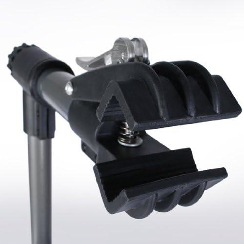 Jago FRMS01 - Soporte para bicicletas, de acero, giratorio 360 ...