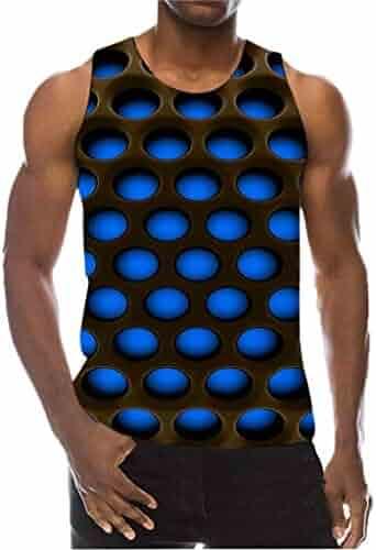 Men Emerayo Mens Solid Color Elastic Slim Turtleneck Shirt Striped Turtleneck Blouse