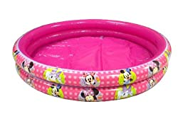 "Disney Minnie Mouse 36"" Inflatable Kiddie Pool"