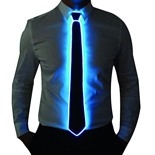 Led Light Up Neckties in Florida - 1