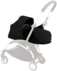 Babyzen yoyo+ newborn pack - black.