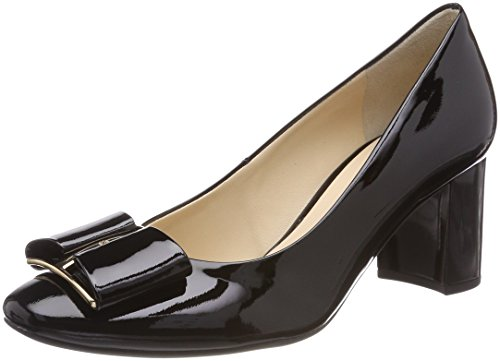 Toe Schwarz 5084 5 Women's 0100 Black HÖGL 0100 Closed Heels 10 w4Yqz