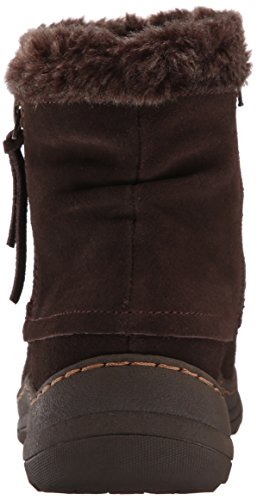 Brown Dark Addyson Women's Baretraps Snow Boot Rfx1P